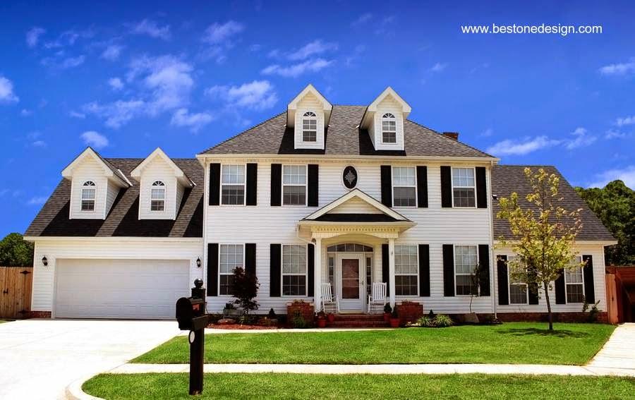 Arquitectura de casas 16 modelos de casas americanas for Casa moderna americana