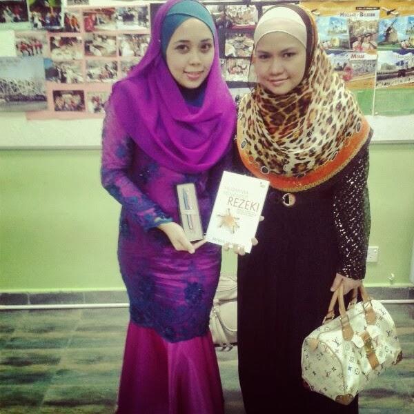 My Mentor ICON Sohonita Malaysia Salha Zain