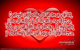 amor con frases romanticas