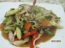 resepi, sayur, vegetarian, Meatless Amerika Chop Suey