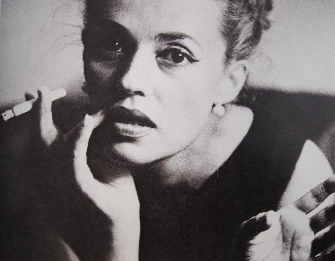 Magnifique Jeanne Moreau