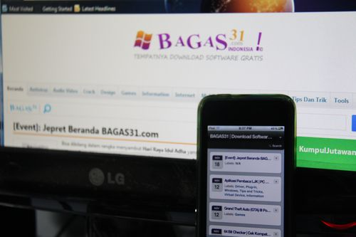 Pemenang [Event] Jepret Beranda BAGAS31.com 13