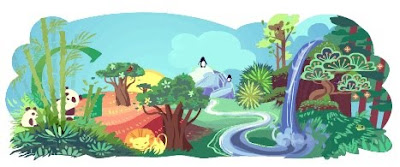 Google Celebrates Earth Day 2011