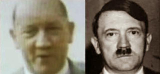 Hitler Didn't Die, Fled To Argentina