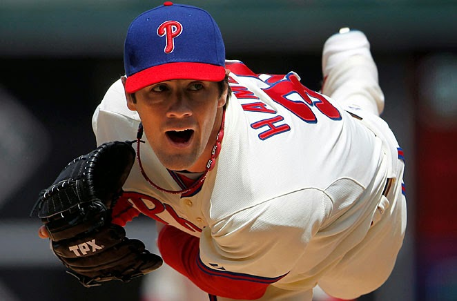 Is Cole Hamels Coming To Red Sox Rotation?