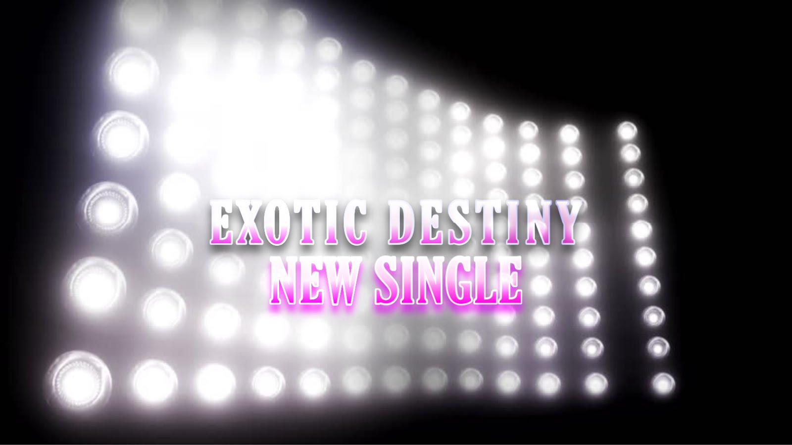 EXOTIC DESTINY 🎵