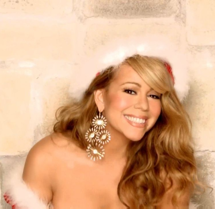 Mariah Carey, 'All I Want For Christmas Is You'