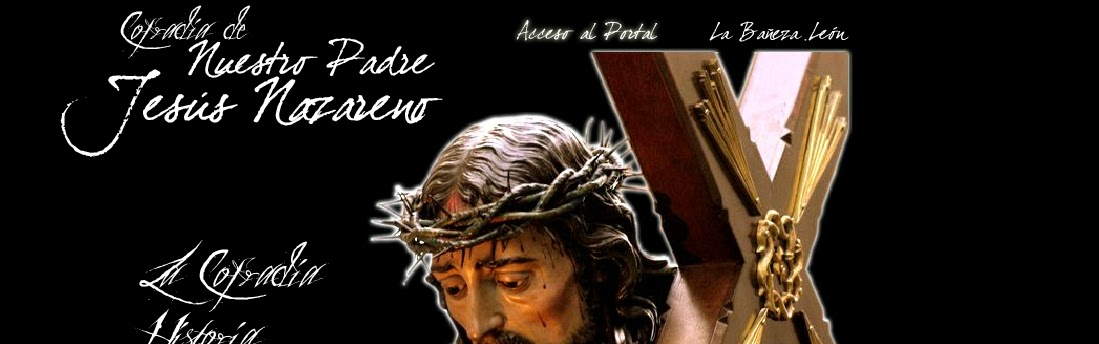 JESÚS NAZARENO LA BAÑEZA