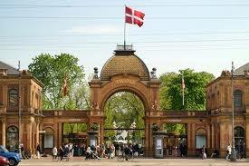 Parque de atraciones Tivoli de Copenhague