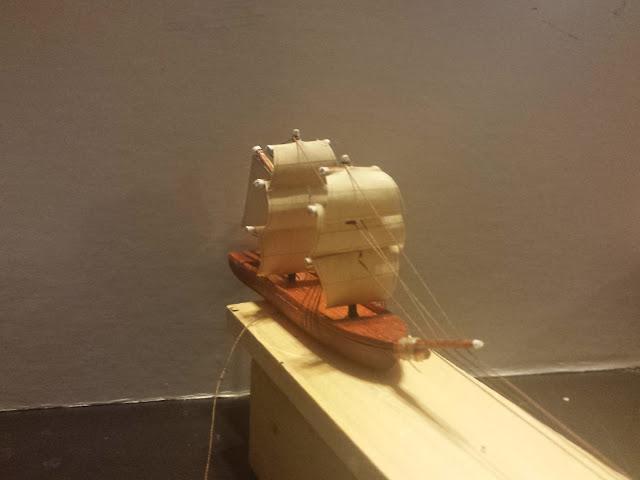square rigged brig