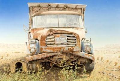 pintura-carro-antiguo