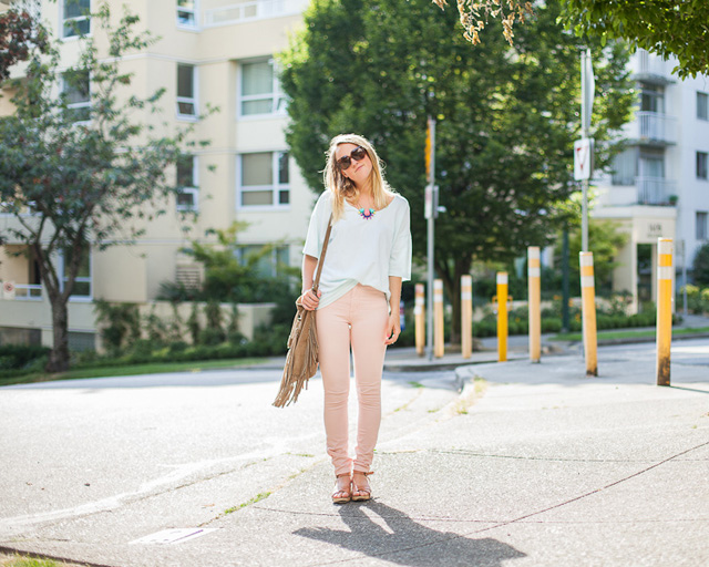 Vancouver fashion blog and personal style blogger