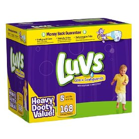 LUVS size 5