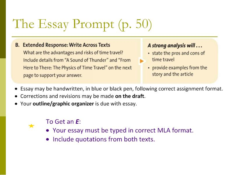 mr staiano s freshman english blog compare and contrast essay prep essay reviewed the prompt and expectations and spent the final part of the period planning the essay which we will begin writing in class tomorrow