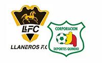 Llaneros FC vs Deportes Quindío
