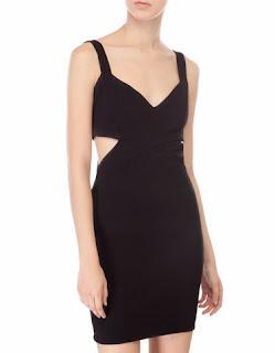 askılı elbise, siyah elbise, gece elbisesi, dar elbise