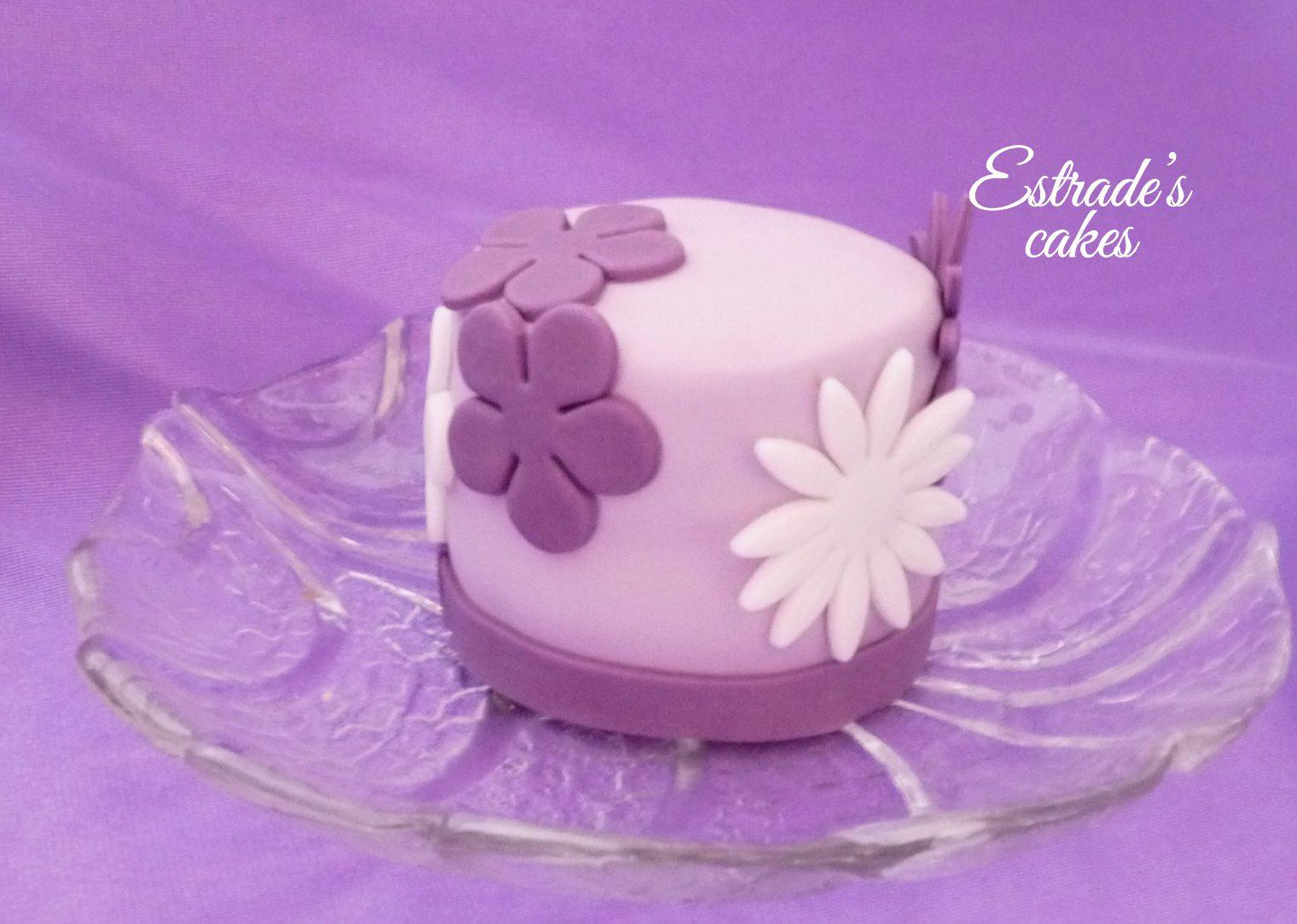 mesa dulce Violetta - celiaco