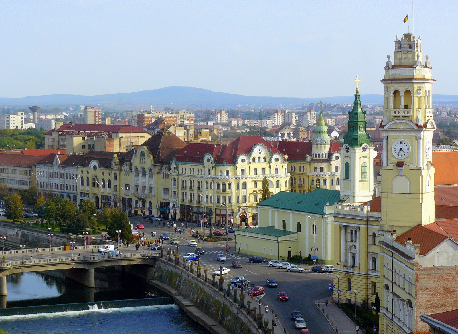 Oradea Romania  city photos : ... that it's often the only part of Romania experienced by tourists