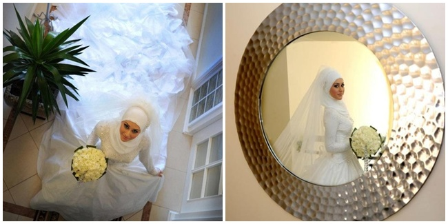 Bagaimana Model Wedding Hijab Dari Luar Negeri ,Okey Simak Saja Di Sini Ladies!