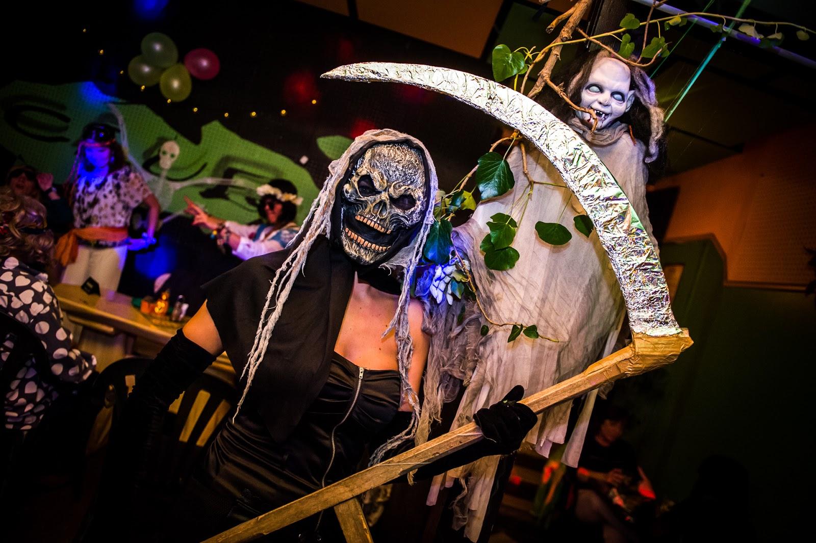 kostým, inšpirácia, maska