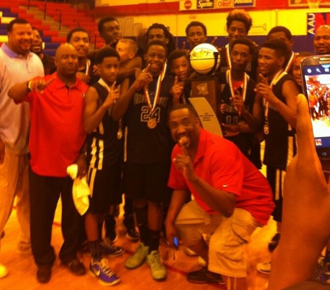 c2319e382e9d AAU 7th Grade Nationals Update  Georgia United Wins The Big Prize!