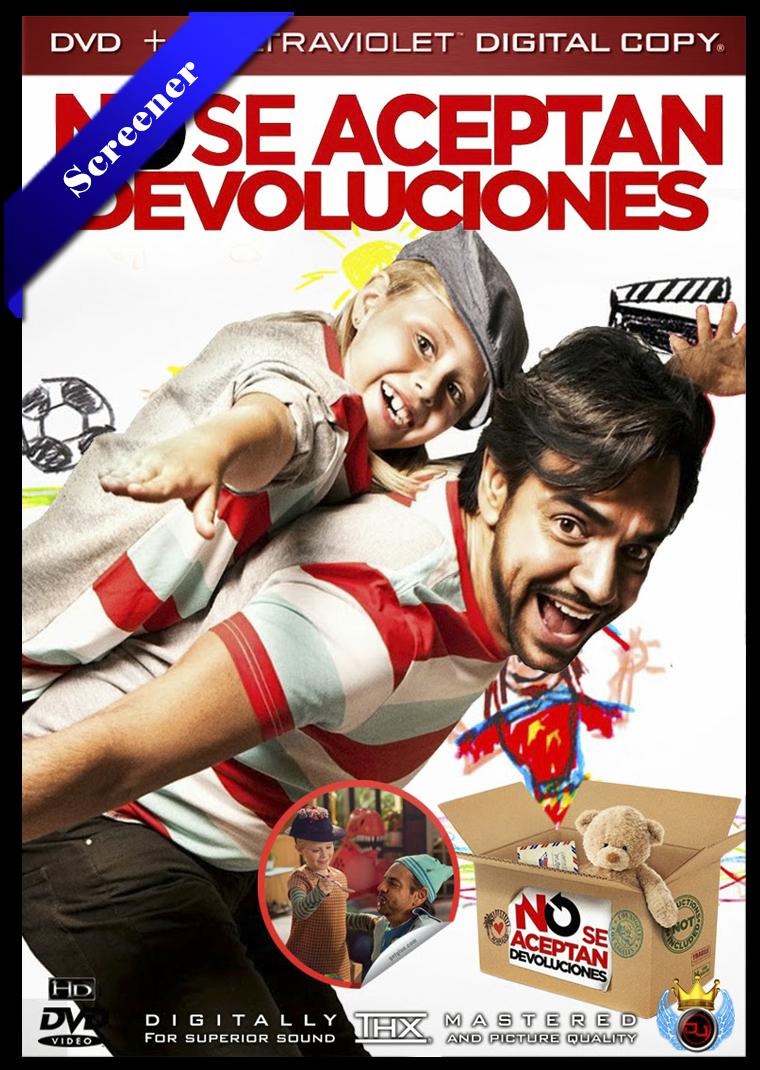 No Se Aceptan Devoluciones HDTV Screener Castellano 2014