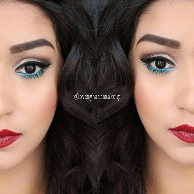 Aishwariya Rai Cannes 2015 Inspired Makeup