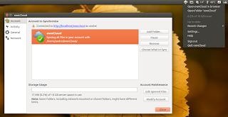 ownCloud Client 1.7.0