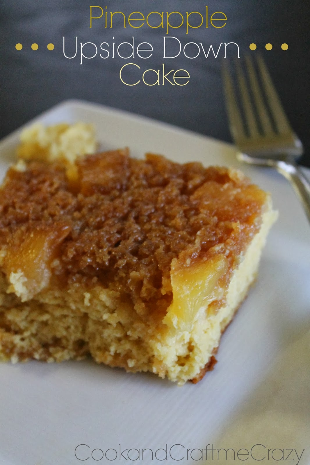 Pineapple Tidbits Or Chunks In Pinepple Upside Down Cake