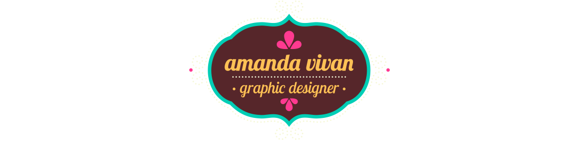 amanda vivan  designer grfico freelancer  portfolio design grfico  direo de arte