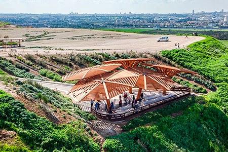 Israel transforma lixeira na maior central de reciclagem do mundo
