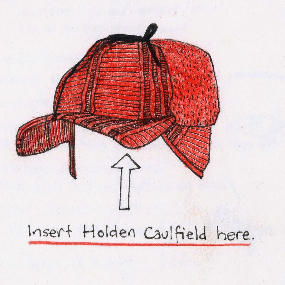 understanding holden caulfield in the catcher in the rye by j d salinger In 1951, the catcher in the rye is by far the most renown of jd salinger's  works  the novel's narrator and main character, holden caulfield, has become  an  salinger's authorship is not an exercise in control in catcher, but an  exercise in  rare too, is the mechanism by which the narration, rather than  explaining the.
