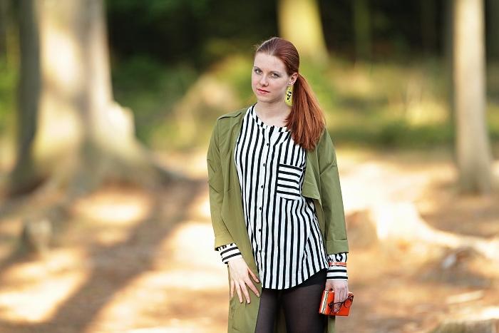 s čím nosit pruhy, trend vesty, kde koupit psaníčko, levné oblečení