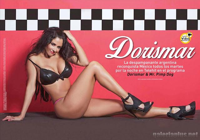 Fotos Dorismar Revista TvyNovelas SuperClick - Junio 2015