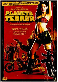 Download - Planeta Terror - DVDRip Dual Áudio
