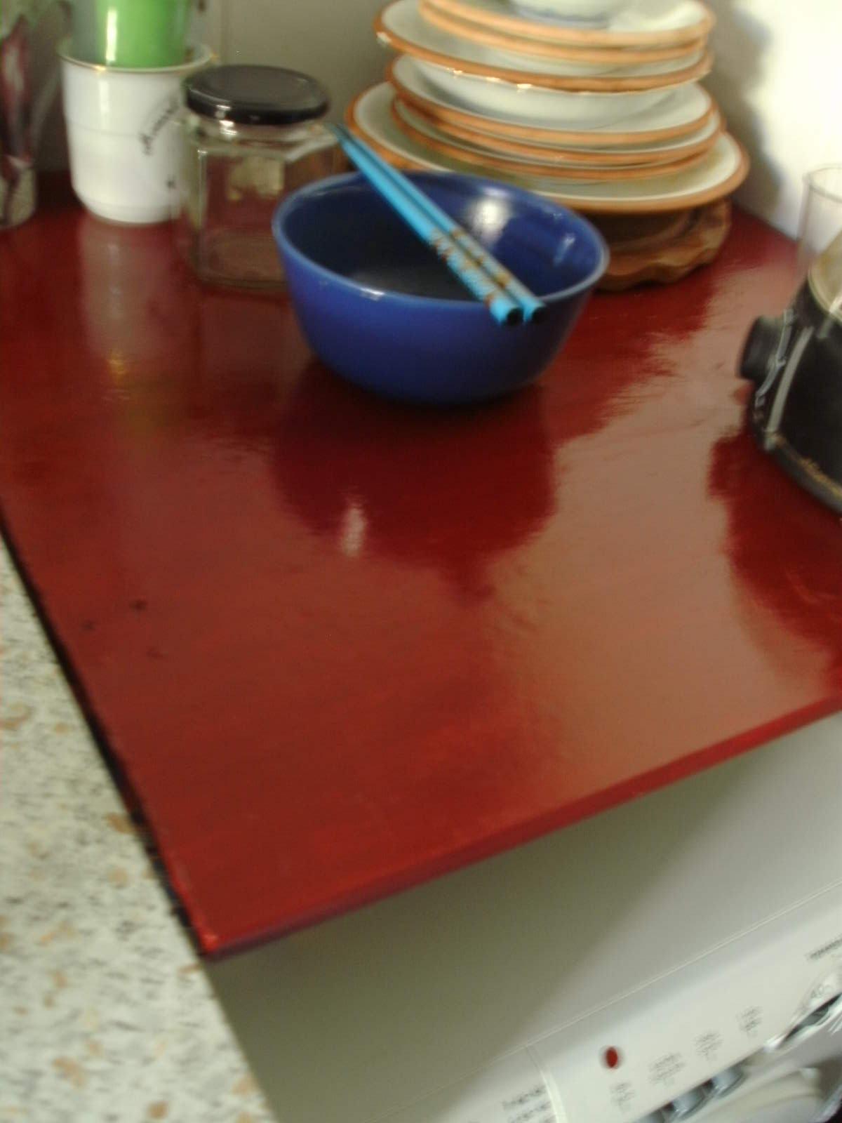 Gomizugami-Sama: ROOOOT werden all unsere Küchenschränke XD