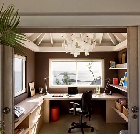 Consejos e ideas para decorar oficinas peque as revista for Ideas para oficinas pequenas