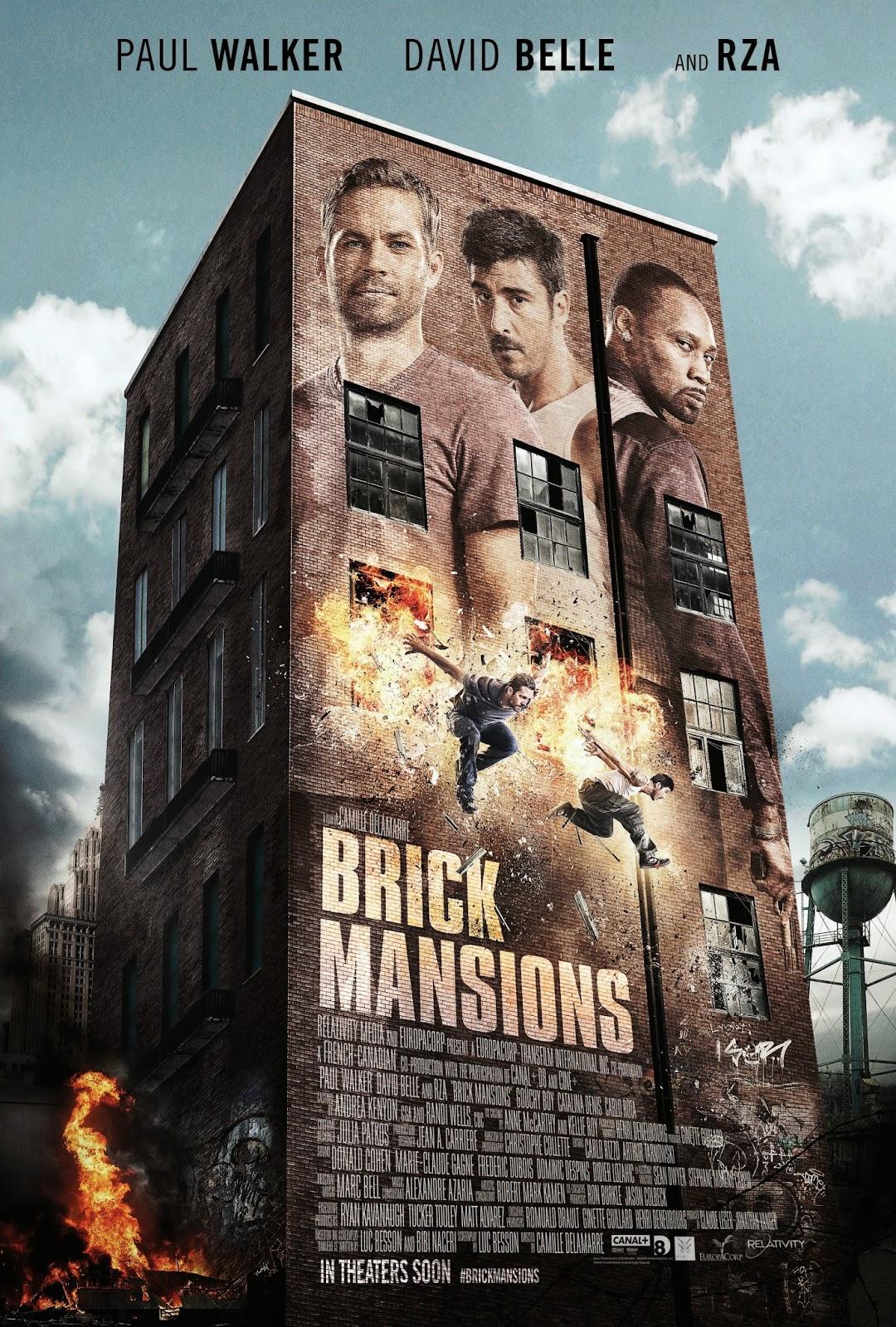 paul walker david belle brick mansions wallpapers - Paul Walker David Belle Brick Mansions Wallpapers HD