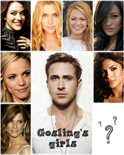 Ryan Gosling's girlfriends