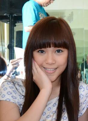Christy Chibi cherrybelle