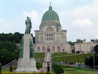 Oratorio de San Joseph de Montreal