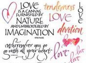 Kata Mutiara Cinta Bahasa Inggris