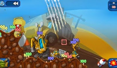 Worms 2 Armageddon Android İndir