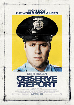 Observe and Report ยอดมือปราบช็อปปิ้งมอลล์  ดูหนังใหม่ หนังออนไลน์ HD