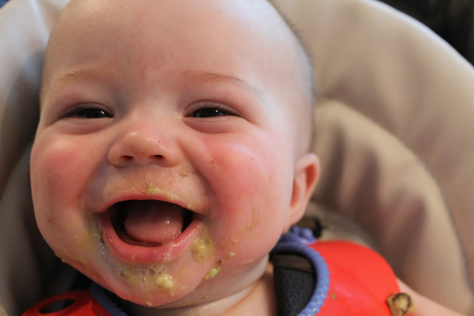 baby led weaning nice guidelines