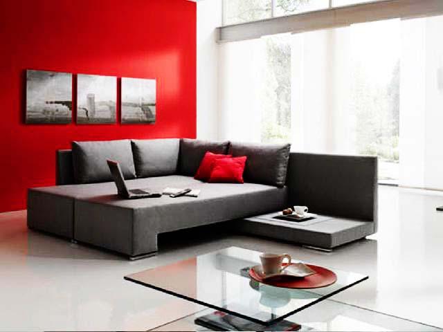 Modular Convertible Sofa Bed Unusual Design Vento