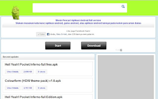 Tempat Download Aplikasi Android Full Version