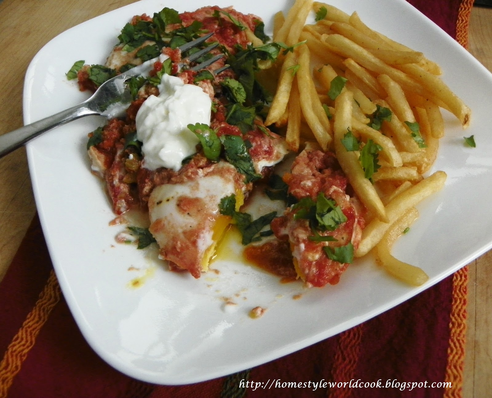 South american recipes easy