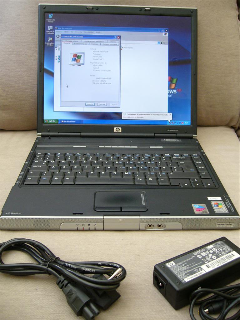 HP Pavilion ZE2210