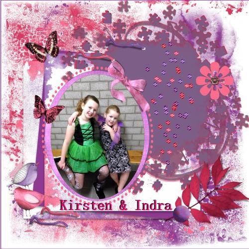 Sept.2016 - Kisten & Indra